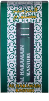 Al Haramain Kasturi Perfumed Oil for Women 10 ml
