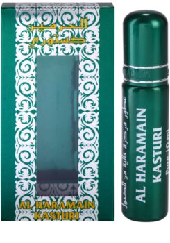 Al Haramain Kasturi parfümiertes Öl für Damen 10 ml
