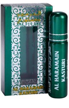 Al Haramain Kasturi parfümiertes Öl Damen 10 ml