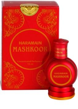 Al Haramain Mashkoor Geparfumeerde Olie  voor Vrouwen  15 ml
