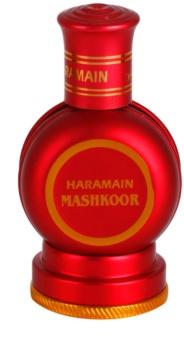Al Haramain Mashkoor parfümiertes Öl Damen 15 ml