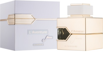 Al Haramain L'Aventure Femme Eau de Parfum voor Vrouwen  100 ml