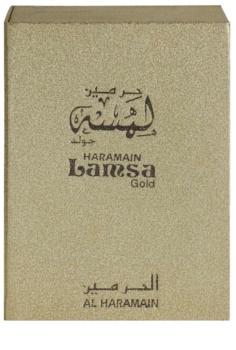 Al Haramain Lamsa Gold Geparfumeerde Olie  Unisex 12 ml
