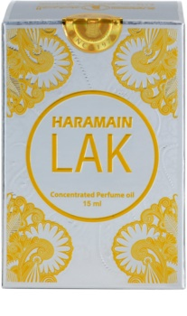 Al Haramain Lak óleo perfumado unissexo 15 ml