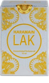 Al Haramain Lak olio profumato unisex 15 ml