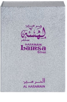 Al Haramain Lamsa Silver parfumirano ulje uniseks 12 ml