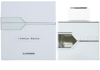 Al Haramain L'Aventure Blanche Eau de Parfum for Women 100 ml
