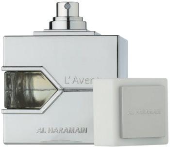 Al Haramain L'Aventure Blanche Eau de Parfum voor Vrouwen  100 ml