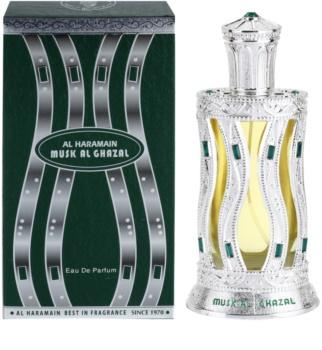 Al Haramain Musk Al Ghazal Eau de Parfum unisex 60 μλ