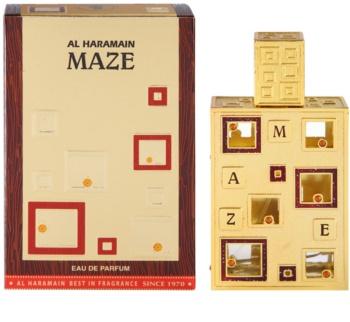Al Haramain Maze parfumovaná voda unisex 40 ml