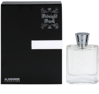 Al Haramain Midnight Musk eau de parfum mixte 100 ml