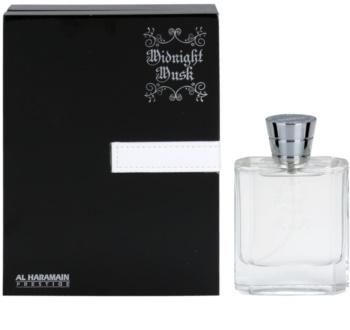 Al Haramain Midnight Musk eau de parfum unissexo 100 ml