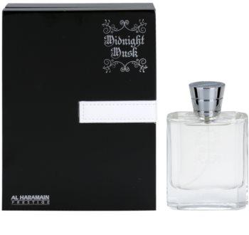 Al Haramain Midnight Musk Parfumovaná voda unisex 100 ml