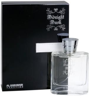 Al Haramain Midnight Musk Eau de Parfum unisex 100 μλ