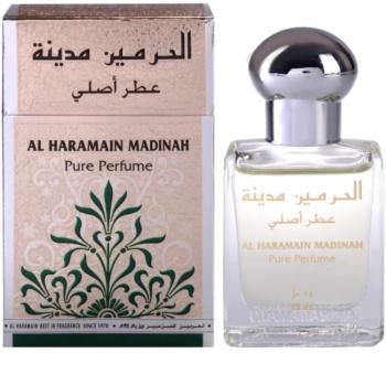 Al Haramain Madinah perfumed oil Unisex