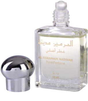 Al Haramain Madinah Geparfumeerde Olie  Unisex 15 ml