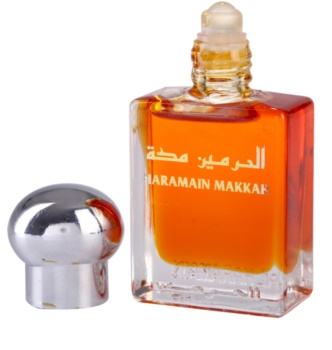 Al Haramain Makkah óleo perfumado unissexo 15 ml