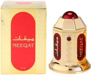 Al Haramain Meeqat Eau de Parfum voor Vrouwen  12 ml