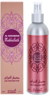 Al Haramain Mukhallath spray para el hogar 250 ml