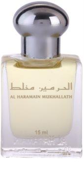 Al Haramain Mukhallath olejek perfumowany unisex 15 ml