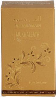 Al Haramain Mukhallath Geparfumeerde Olie  Unisex 12 ml