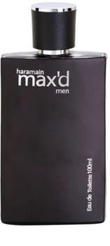Al Haramain Max'd eau de toilette per uomo 100 ml