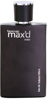 Al Haramain Max'd eau de toilette pour homme 100 ml