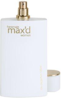 Al Haramain Max'd eau de parfum per donna 100 ml