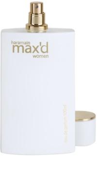 Al Haramain Max'd Parfumovaná voda pre ženy 100 ml