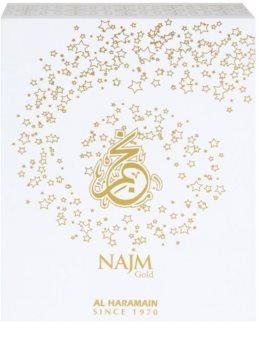 Al Haramain Najm Gold ulei parfumat unisex 18 ml