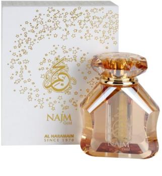 Al Haramain Najm Gold parfémovaný olej unisex 18 ml