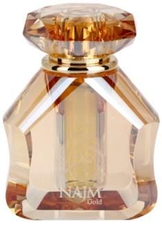 Al Haramain Najm Gold Perfumed Oil unisex 18 ml