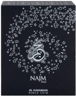 Al Haramain Najm Noir parfümiertes Öl unisex 18 ml