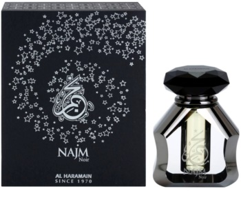 Al Haramain Najm Noir ulei parfumat unisex