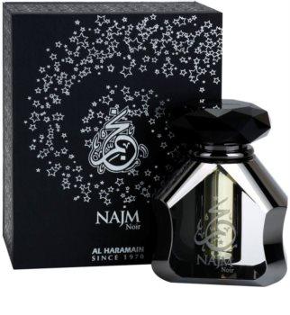Al Haramain Najm Noir ulei parfumat unisex 18 ml