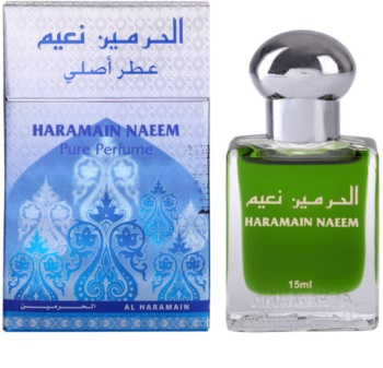 Al Haramain Haramain Naeem Αρωματικό λάδι unisex 15 μλ