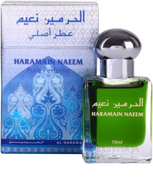 Al Haramain Haramain Naeem olio profumato unisex 15 ml