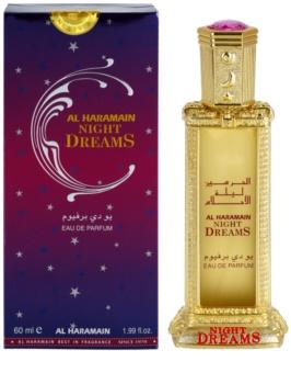 Al Haramain Night Dreams eau de parfum hölgyeknek 60 ml