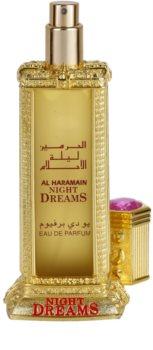 Al Haramain Night Dreams Eau de Parfum για γυναίκες 60 μλ