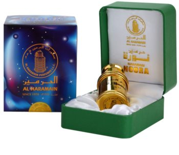 Al Haramain Noora parfümiertes Öl für Damen 12 ml