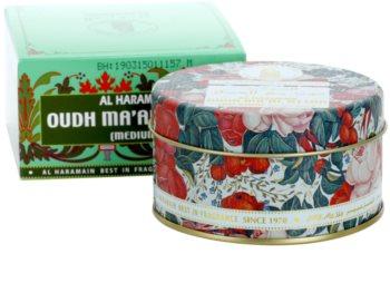 Al Haramain Oudh Ma'Al Attar incenso 40 g
