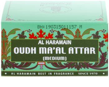 Al Haramain Oudh Ma'Al Attar kadidlo 40 g