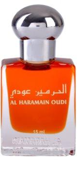 Al Haramain Oudi parfümiertes Öl unisex 15 ml