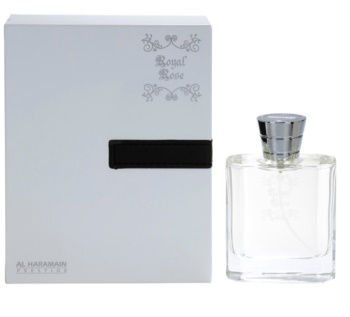 Al Haramain Royal Rose Eau de Parfum unisex 100 μλ