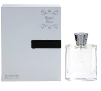 Al Haramain Royal Rose parfumska voda uniseks