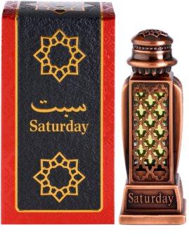 Al Haramain Saturday eau de parfum hölgyeknek 15 ml