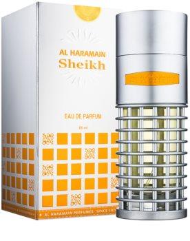 Al Haramain Sheikh eau de parfum pour homme 85 ml
