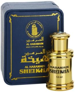 Al Haramain Sheikha парфюмирано масло унисекс 12 мл.