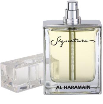 Al Haramain Signature toaletná voda pre mužov 100 ml