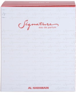Al Haramain Signature eau de parfum pentru femei 100 ml